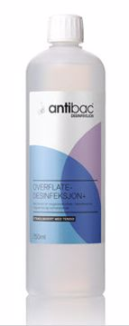 Antibac+ m/Tensid overflated. 75% 603000