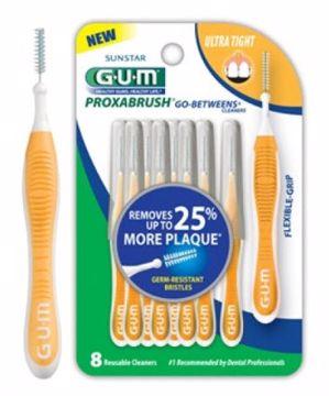 GUM Proxabrush blå 0,9mm classic