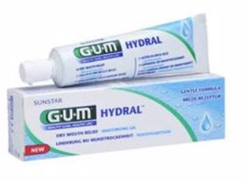 GUM Hydral GEL Dry mouth 6000SEPI***