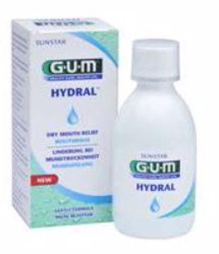 GUM Hydral Rinse Dry Mouth 6030SEPI-B***