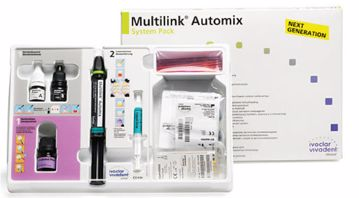 Multilink automix System pack Yellow 627473