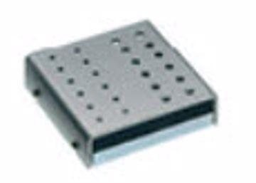 Directa borholder Aluminium  416307
