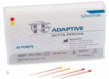TF Adaptive guttapercha point  815-1542***