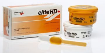 Elite HD+ Putty Soft Normal  hvit/orange C203002