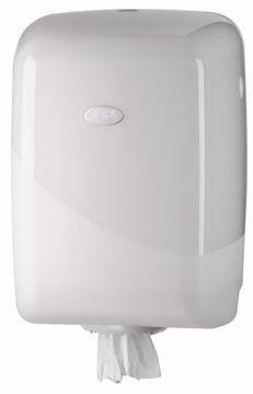Dispensertil Prestige Mini hvit/plast 431105