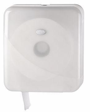 Dispensertil Prestige Jumbo hvit/plast 431005