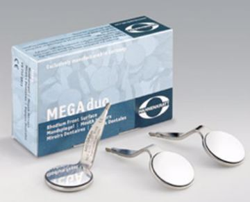 MEGAduo FS Rodium dobbeltsidig 6100
