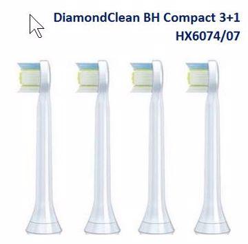 Philips Sonicare DiamondClean HX6074/27