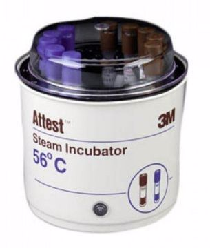3M Attest Steam Dry Incubator Small  118