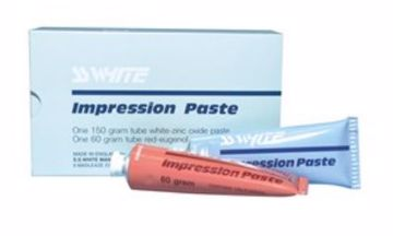 SS White Impression Paste tuber