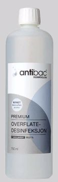 Antibac overflatedesinfeksjon 88,8 % Premium