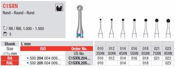 Metallbor C1SXN RAL 018