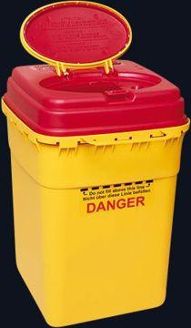 Multi-Safe euromatic 4000 til farlig avfall