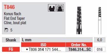 Turbodiamant T846SC FG 016