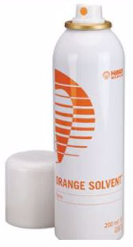 Orange Solvent spray 554201 *