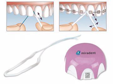 Mira Floss Implant chx Fine pink 630134