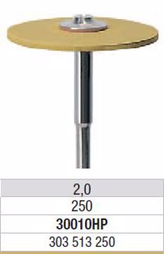 CeraGloss 30010HP- yellow - wheel