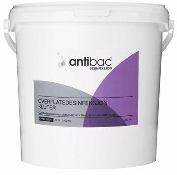 Antibac overflatedesinfeksjon 75% 603047