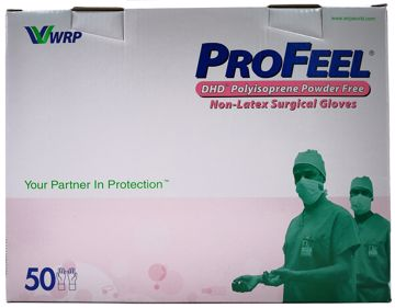 ProFeel DHD syntetisk latexfri str 6