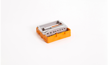 PractiPal Compact File stand  Orange 115179