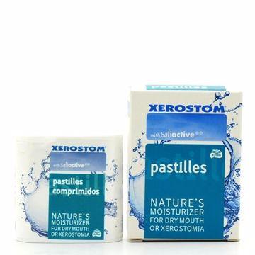 Xerostom pastiller 225 PPM Fluor