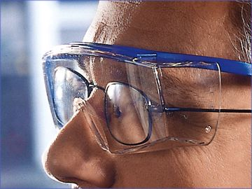 Beskyttelsebrille UVEX SUPER OTG 355539