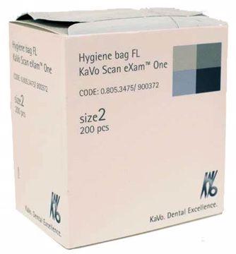 Kavo Hygieneposer på rull str 2