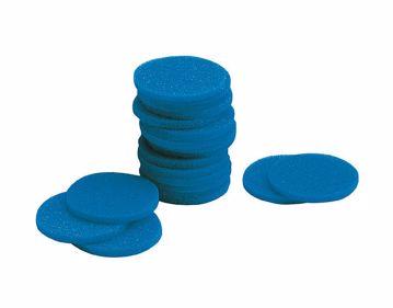 Skumpute rund blå til Interim-stand   V040496
