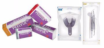 Peel-Vue autoklavepose m/klæb 20,5x30,5 Cm 31628
