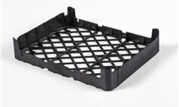 PractiPal Half Tray 140x180x37mm 115100