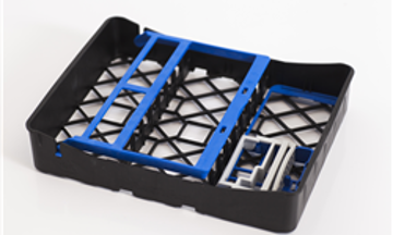 PractiPal Compact bur set blue 115163