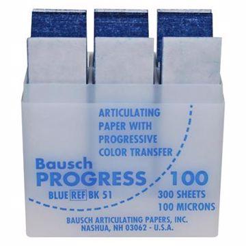 Blåpapir rette Bausch BK 51 100microns