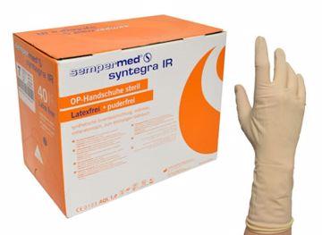 Sempermed Syntegra IR OP-handske, str. 8,5
