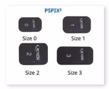 Acteon Fosforplate Size 2 ref.990217