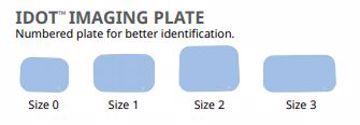 Kavo IDOT Fosforplate Size 1 700183/ 900484