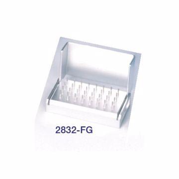 Bor block 32 FG- Silver 2832-FG