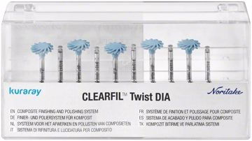 Clearfil Twist diamant High- shine polisher 1213IP