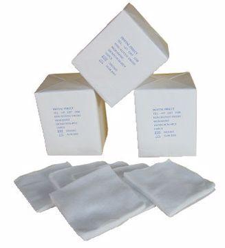 Prestige Spritkluter hvite 10x10cm